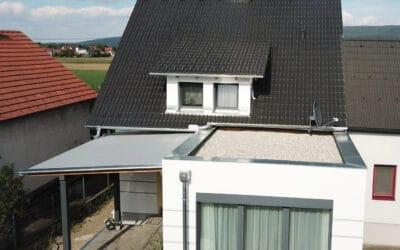 Referenzprojekt: Umbau Einfamilienhaus in 2822 Bad Erlach