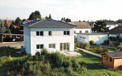 Referenzprojekt: Neubau Einfamilienhaus in 2822 Bad Erlach