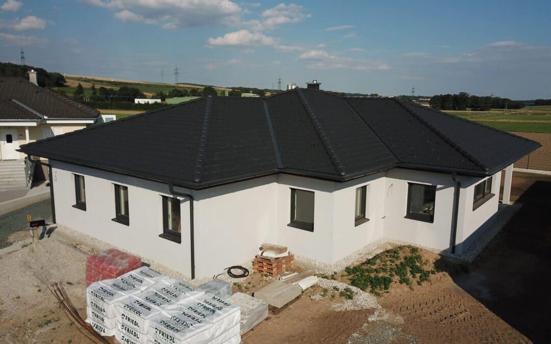 Referenzprojekt: Neubau Einfamilienhaus in 7332 Kobersdorf