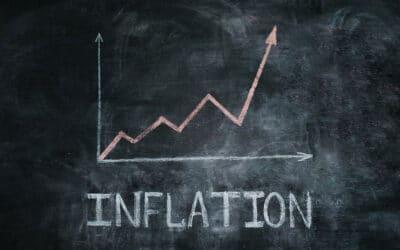 Wie sich die Inflation auf Geld- und Sachwerte auswirkt